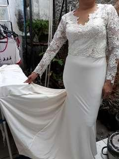 Wedding Dress / Baju Pengantin
