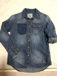🚚 Zara denim Shirt