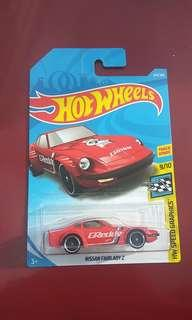 Hotwheels Nissan Fairlady z
