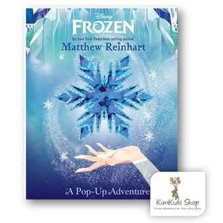 Frozen POP UP Book