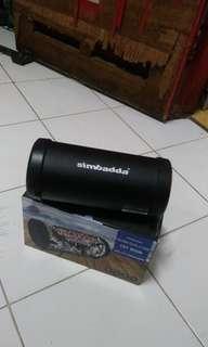 Simbadda Bluetooth Speaker