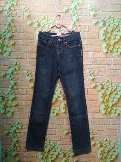 celana jeans anak 10-12 T