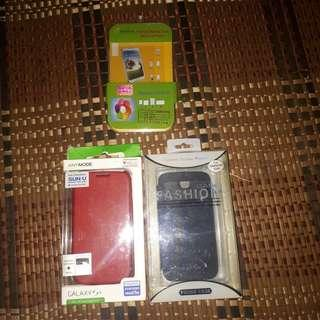 case s4 dan tempered glass 9300