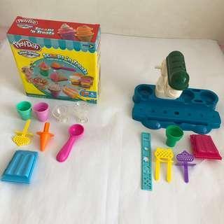 PLAY-DOH ice-cream set (bundle)