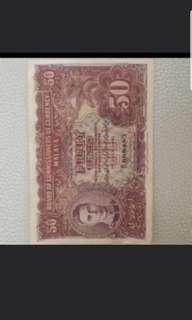 Old Singapore money for sales