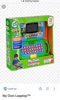 BUNDLE SALE!! Leap Frog Laptop x Mobile Phone