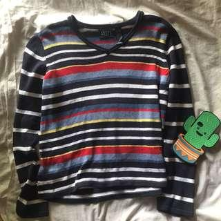 Stripes Pullover
