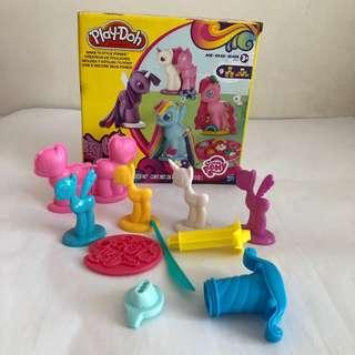 PLAY-DOH My Little Pony set