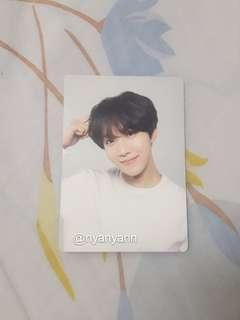 [WTS Only] BTS Love Yourself World Tour (Japan) Jhope Mini Photocard