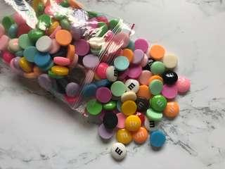 M&M charms