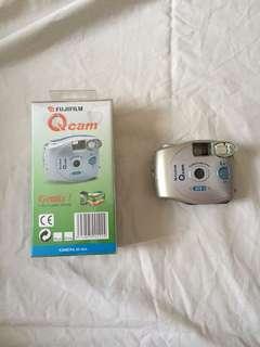 Fuji Qcam Film Camera