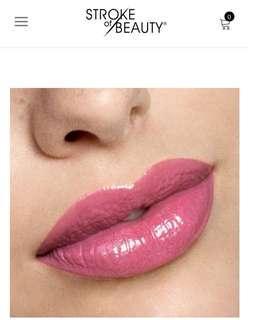 Stroke of Beauty - Mixed Media Lip Shine