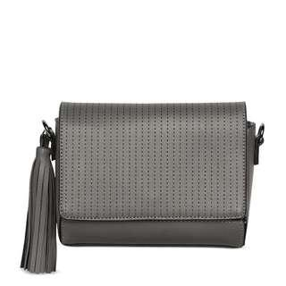 Mocha Mini Fiona Crossbody Bag