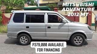 Mitsubishi Adventure 2012 MT