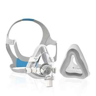 🚚 Resmed Airtouch F20 Cpap Full face mask (Size L)