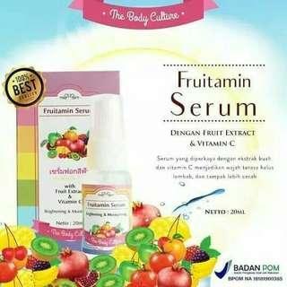 Serum Fruitamin