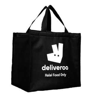 Deliveroo halal bag