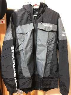 🚚 Mania faith x BOTY wind jacket 防潑風衣 街舞 限量發售
