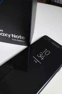 Samsung Note FE Edition + Lens | Mint