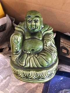 Precious Green Buddha