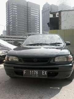Corolla all new 1.8 seg 1996