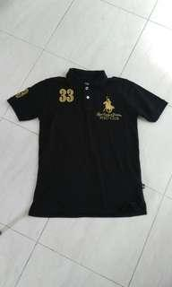 Authentic Polo Club Black Top