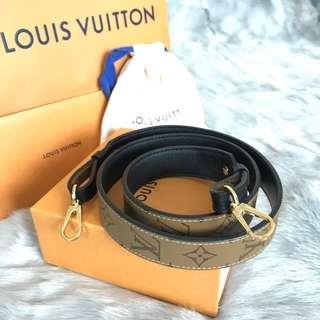 LNIB LOUIS VUITTON BANDOULIERE XL SHOULDER STRAP FOR BAGS - 💯% AUTHENTIC