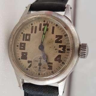 🚚 Vintage Timepiece, Rare USA issued manual winding wrist watch, USA Made, 1950's, 1960's Military Model, Military markings, Military Issued for Korean War, Vietnam War, ORD Dept, USA, OF-169558, Limited Edition