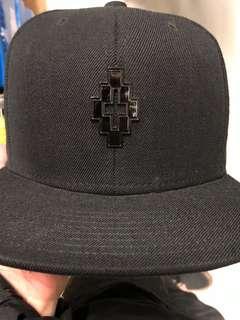 MARCELO BURLON CAP      MB 帽