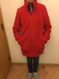 Wanko red coat