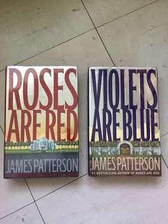 Rose are Red / Violets are Blue by James Patterson