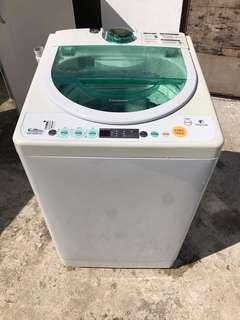 Panasonice washing Machine 7 kg fully auto