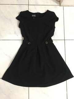 Black corporate dress