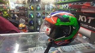 Helmet KYT TITIPONG