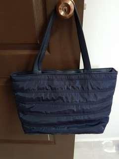Brand new Navy color tote bag