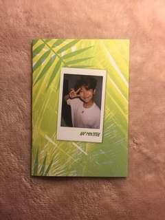 WTS/WTT Summer Package Selfie Booklet
