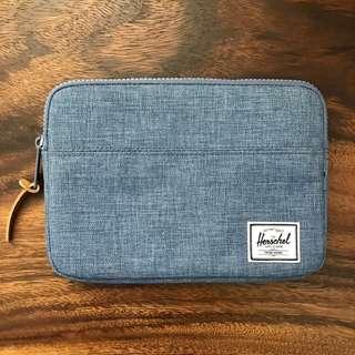 Herschel iPad Mini Pouch in Blue