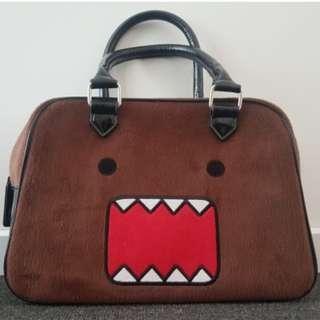 Domo Kun Face Handbag