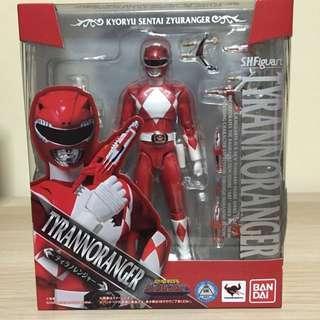 S H Figuarts Tyrannoranger (Red Ranger)