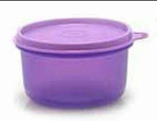 Tupperware rice bowl