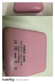 Pinky power bank