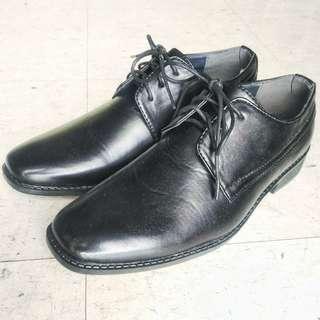 Salvatore Mann Black Shoes IKON
