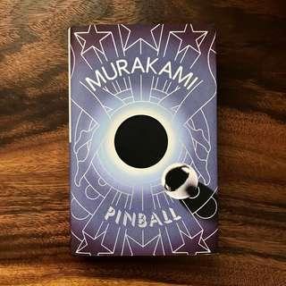 Haruki Murakami Wind Pinball