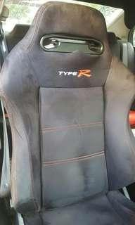 SR3 TypeR Sport Seats