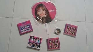 WTS TWICE One More Time items