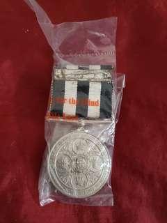 St John medal