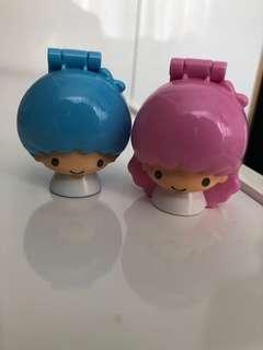 Little twins star