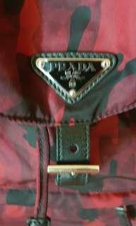 Prada Bag Pack -Original