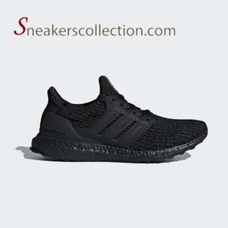 bdea195194d9a Ultra Boost Shoes - Triple Black