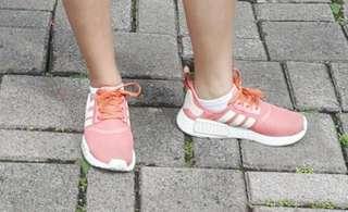 3672a2bfe849 [NEGO] Adidas Original NMD R1 Salmon | Sepatu olahraga | Running shoes |  sepatu